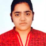 Diksha Solanki, BDS 2017-21