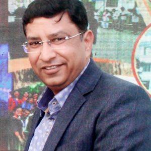 Mr. Manish Garg - Treasurer