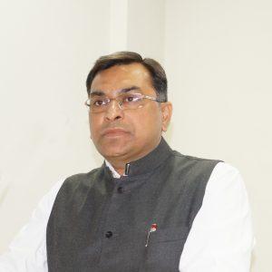 Mr. Manoj Kumar Gupta - General Scretary